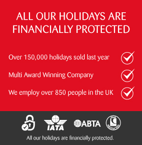 Barrhead Travel Financially Protected