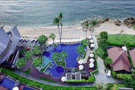 Thailand Holidays - Amazing Koh-Samui Holiday Deals - Nora Buri Resort & Spa - aerial view