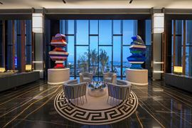 Middle East Holidays - UAE, Dubai - Caesars Resort Bluewaters -  lobby