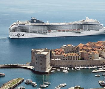 MSC Cruises - 2019 / 2020 / 2021