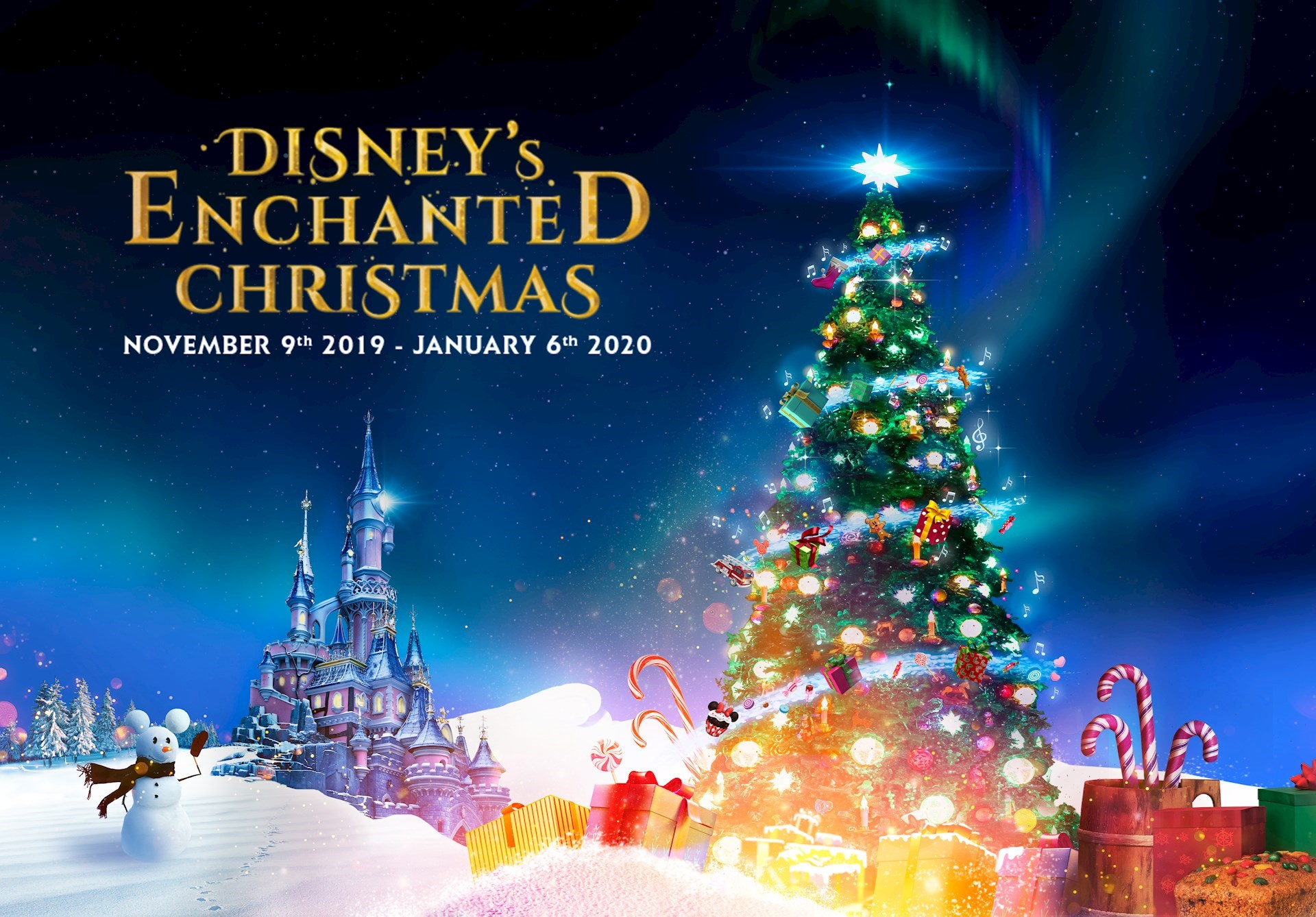 Disneyland Paris Holidays In 2019 2020