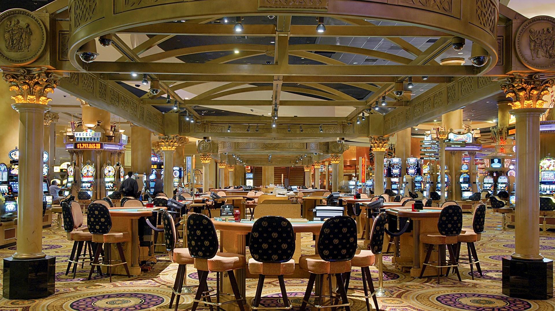 Caesars Palace Casino Online