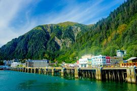 USA Holidays - Juneau Downtown Cruise Terminal - Alaska Deals