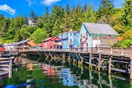 USA Holidays - Ketchikan Downtown - Alaska Deals