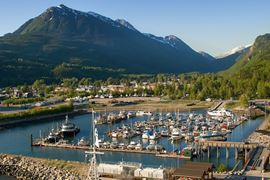 USA Holidays - Skagway, Port and Marina  - Alaska Deals