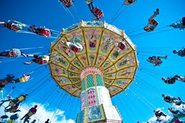 Canada Holidays - calgary stampede rodeo - FunFairs