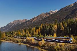 Canada Holidays - Journey through the Canada by train