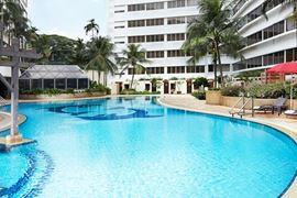 Far East Holidays - Singapore Holidays deals - Furama-Riverfront - pool