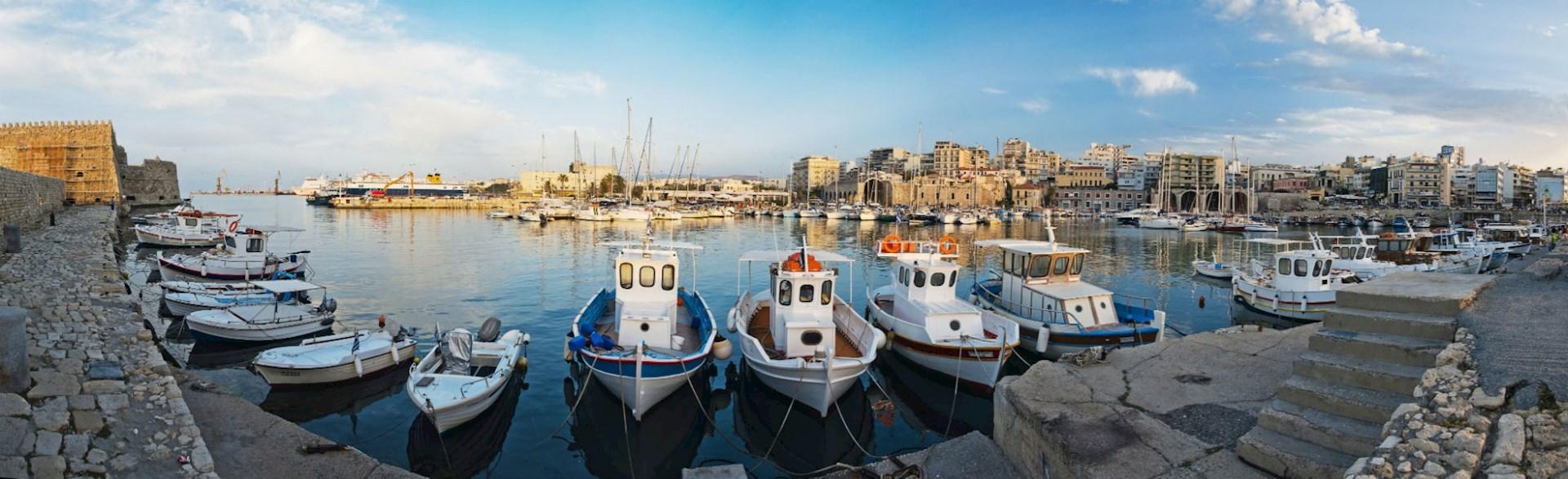 Heraklion Holidays 2020 2021 Crete Greece