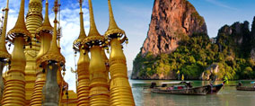 Far East & Indian Ocean Cruises from Barrhead Travel