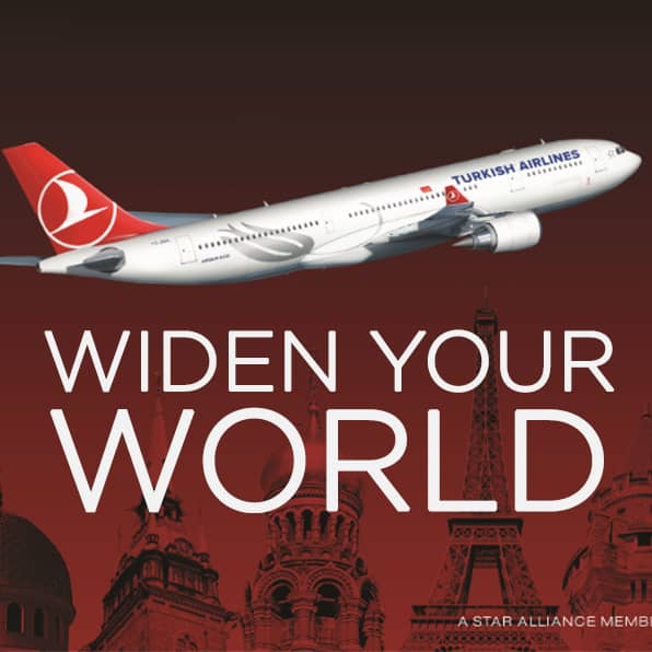 Turkish Airlines Flights & Holidays