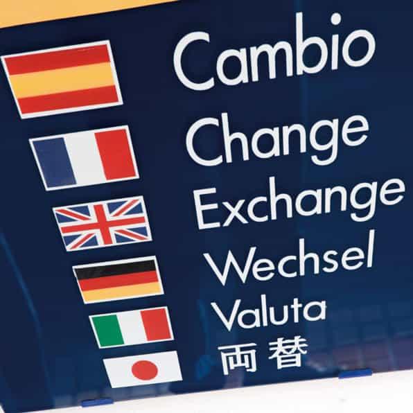 Foreign Exchange Travel Money Barrhead Travel