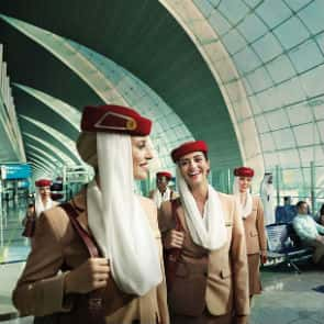 Emirates Airlines Flights & Holidays