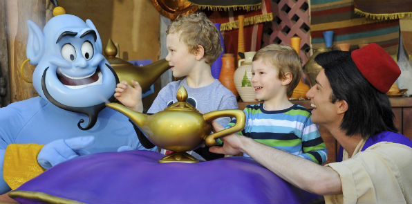 Meet Disney Characters Disneyland Paris Barrhead Travel