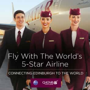 Qatar Airways Flights and Holidays - Connecting Edinburgh to the world