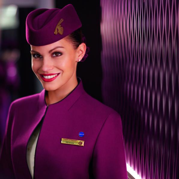 Fly With Qatar Airways Flights Online