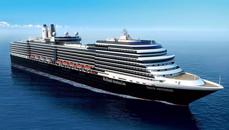 Ms Nieuw Amsterdam Holland America Cruises 20182019