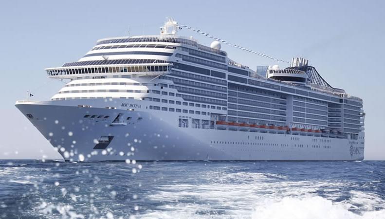 Msc Divina Msc Cruises 2018 2019