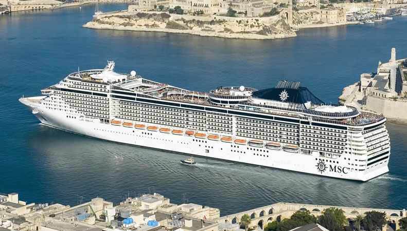 MSC Splendida | MSC Cruises | 2018 / 2019