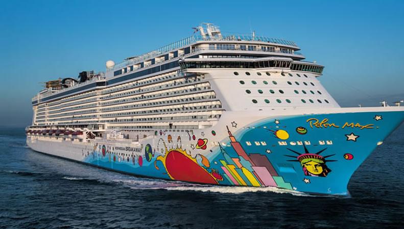 Norwegian Breakaway Norwegian Cruises 2017 2018