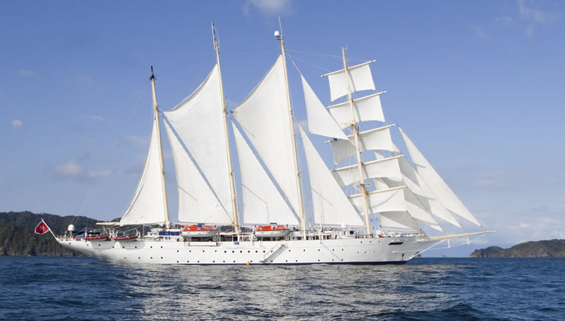 Star Flyer Star Clippers Cruises 2018 2019