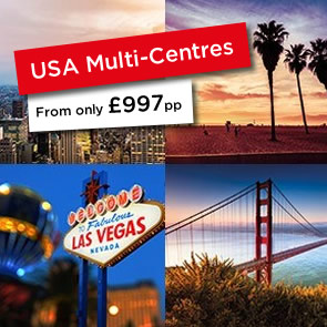 USA Multi Centres Holiday choices to suit everyone