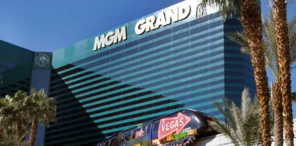 Sit Back and Relax at the MGM Grand Hotel & Casino with Barrhead Travel