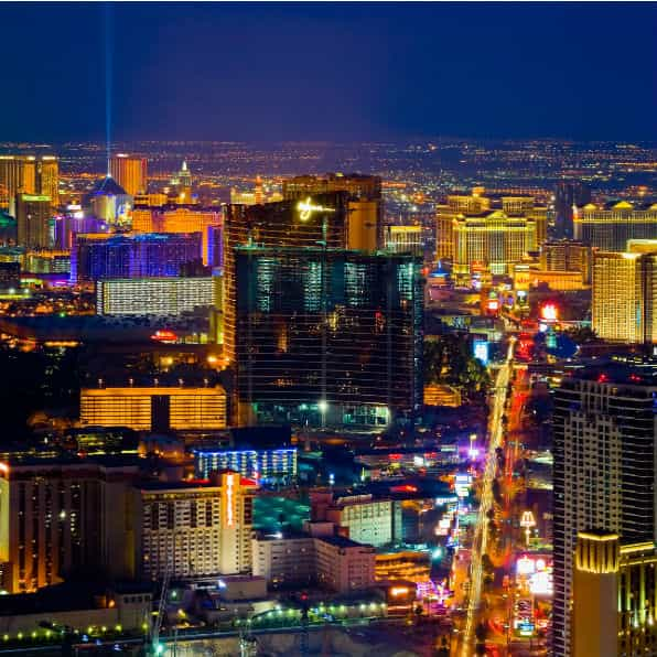 See all the Attractions Las Vegas has to offer with Barrhead Travel