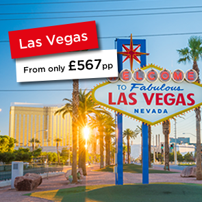 Las Vegas Holidays and short breaks available on line.