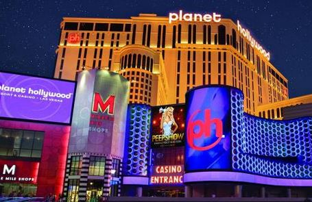 Planet Hollywood Hotel & Casino with Barrhead Travel