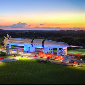 Kennedy Space Centre Discovery with Barrhead Travel