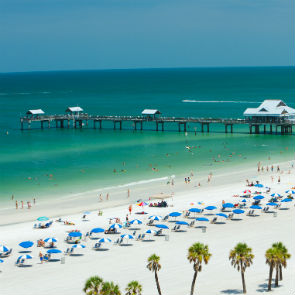 St.Pete/Clearwater Getaways with Barrhead Travel