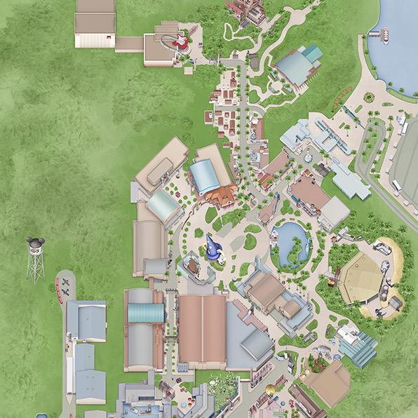 Disney Hollywood Studios 2018 2019 Orlando Florida
