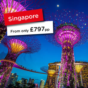 Explore Singapore with Barrhead Travel 2016 / 2017