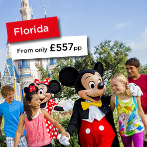Great range of choice for your Florida Holiday destination