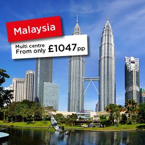 Malaysian Holidays with Barrhead Travel