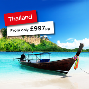 Thailand Holidays 2016 / 2017 with Barrhead Travel