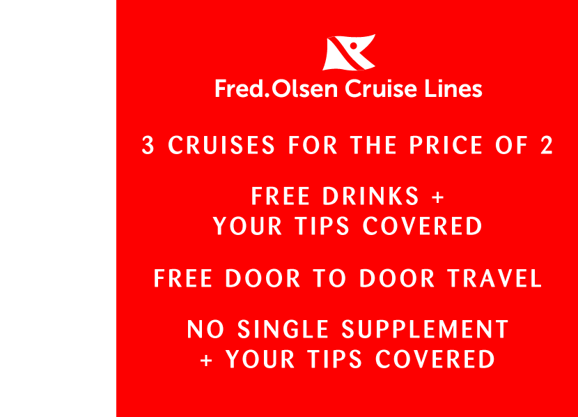 Fred Olsen Cruises 2018 2019 Cruise Deals