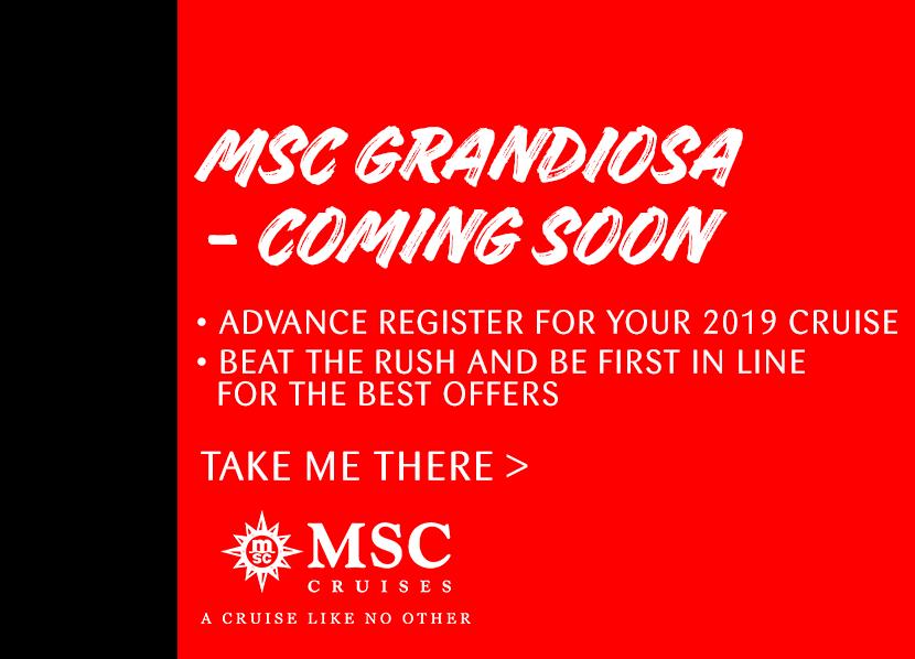 Msc Cruises Amp Cruise Deals In 2018 2019