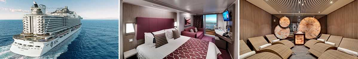 MSC Seaview with Barrhead Travel