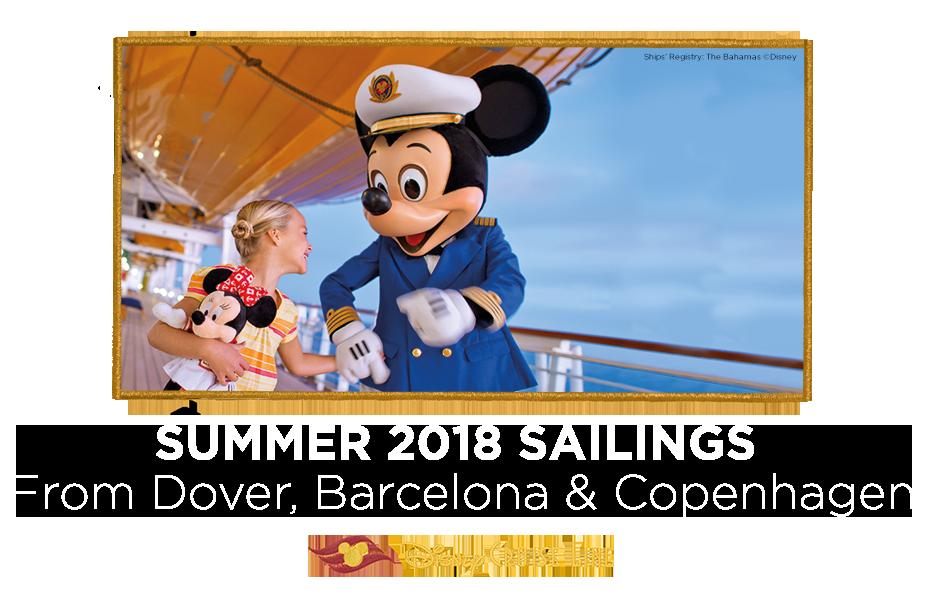 Disney Cruise Line Holidays 2018 2019 Barrhead Travel