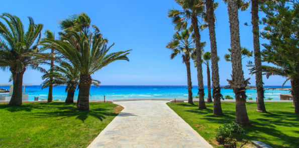 Explore Nissi Beach with Barrhead Travel