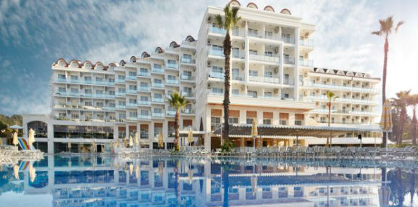 Sunconnect Grand Ideal Premium Marmaris Holidays