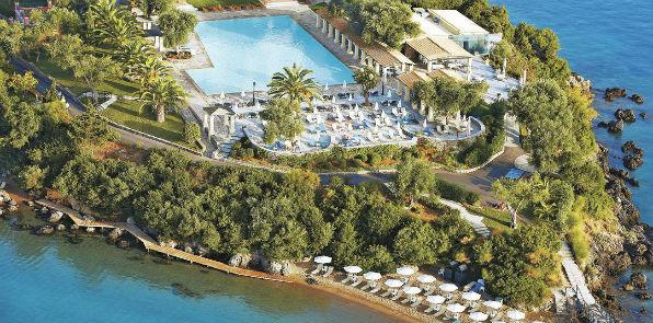 Corfu Imperial Grecotel Exclusive Resort Corfu Holidays