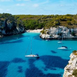 Escape to Menorca on your next holiday