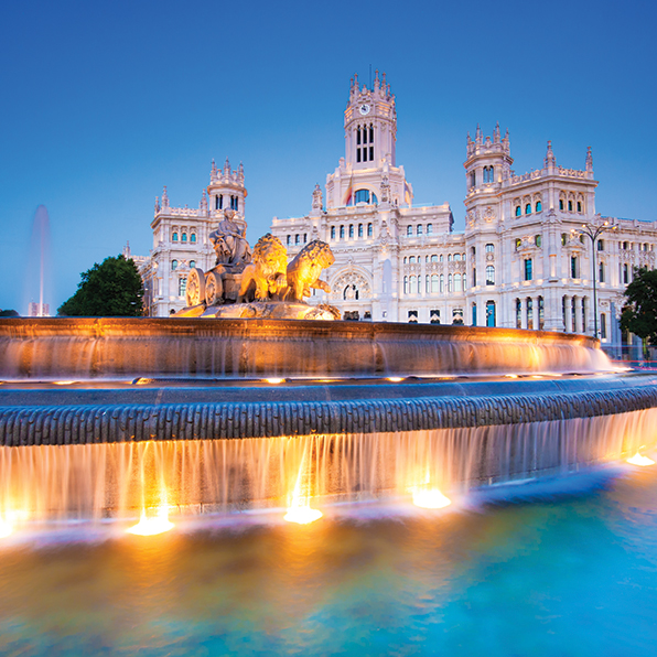 Romantic Country Hotels Uk: Madrid City Breaks In 2018 / 2019 With Barrhead Travel