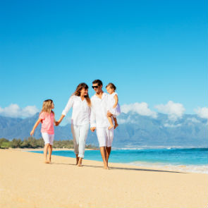 Fantastic range of family holidays to destinations across the world