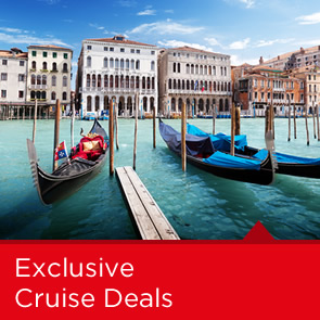 Exclusive Cruise deals. Book from only £25 per person online or in store today.